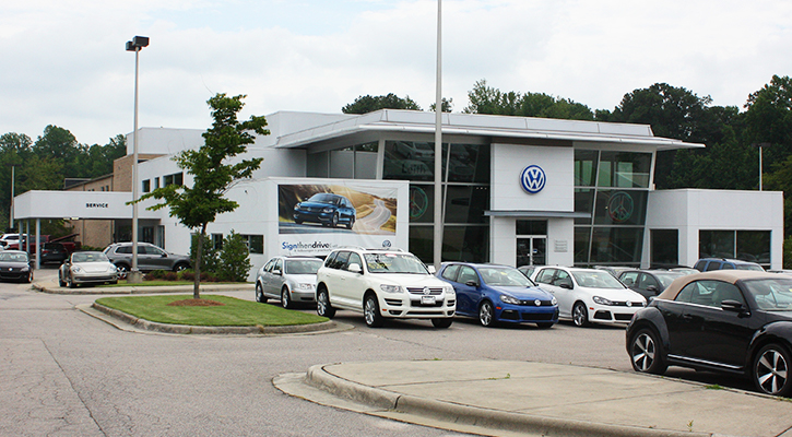 Leith Volkswagen of Cary