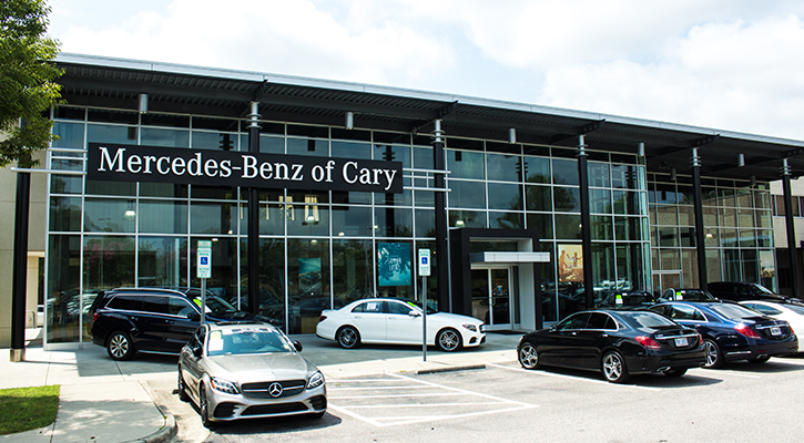 Leith mercedes benz dealer in raleigh cary nc raleigh for Leith mercedes benz