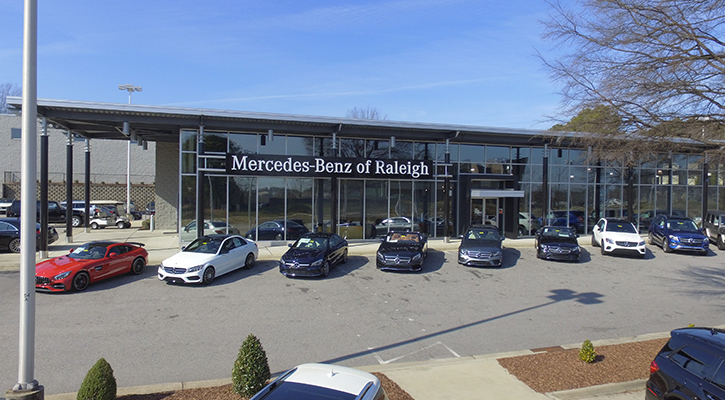 Raleigh wholesale parts dealer in raleigh nc north for Leith mercedes benz